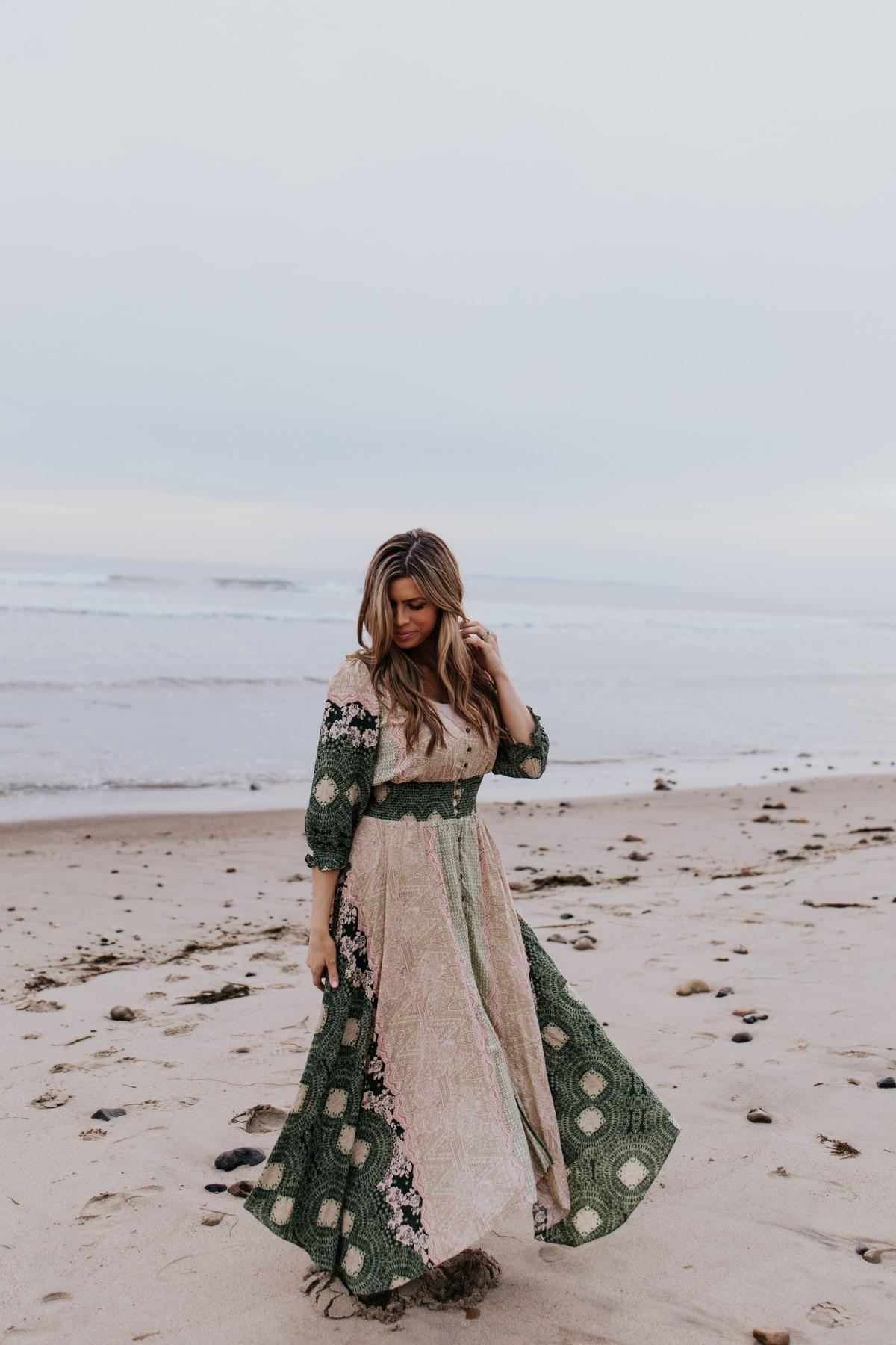prettiest maxi dresses