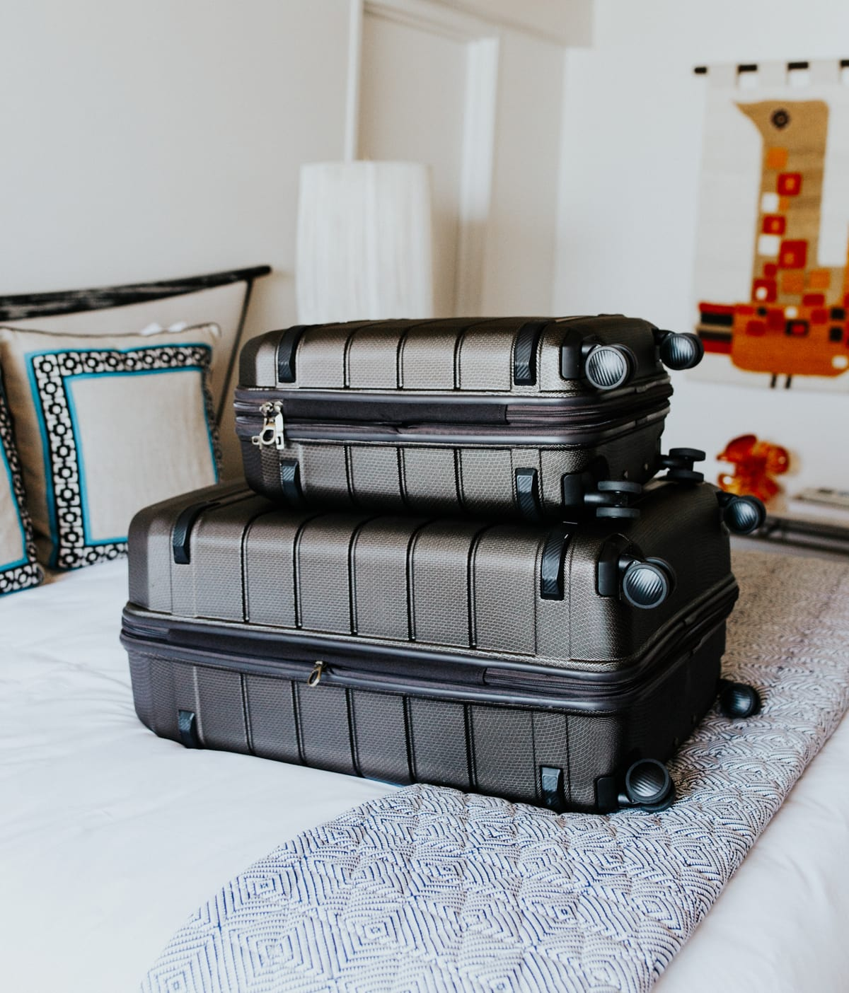 inexpensive suitcases