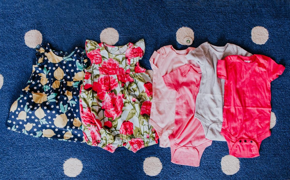 Kids clothes haul