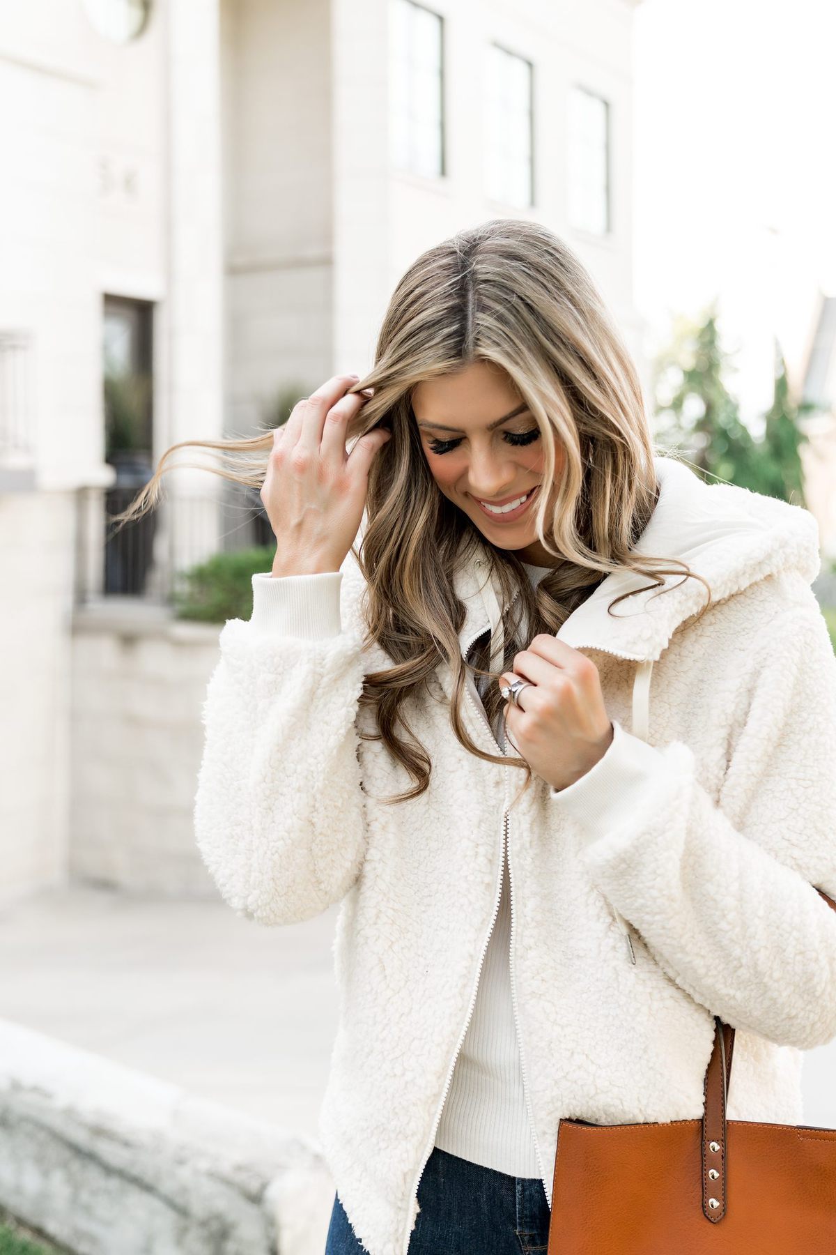 fall outfit jacket