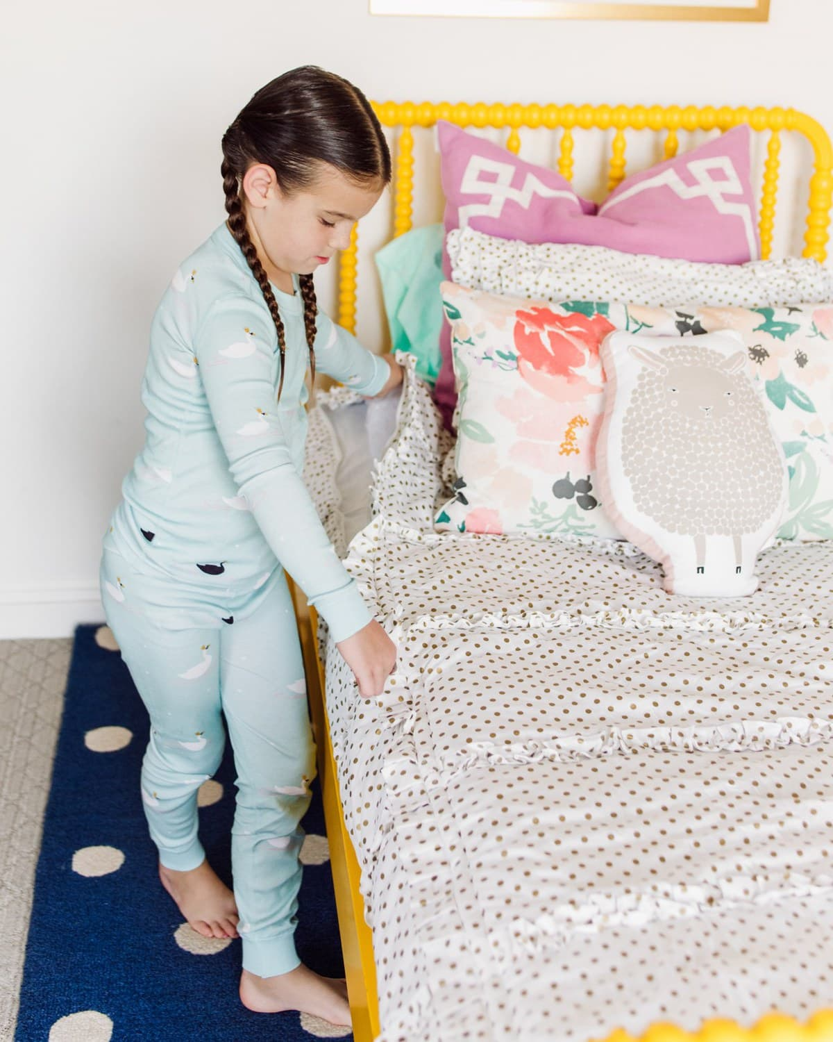 cute bedding for kids