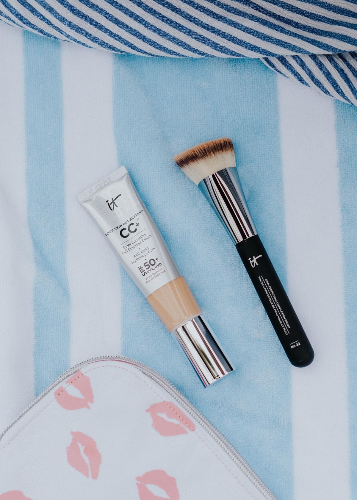 IT cosmetics CC cream deal
