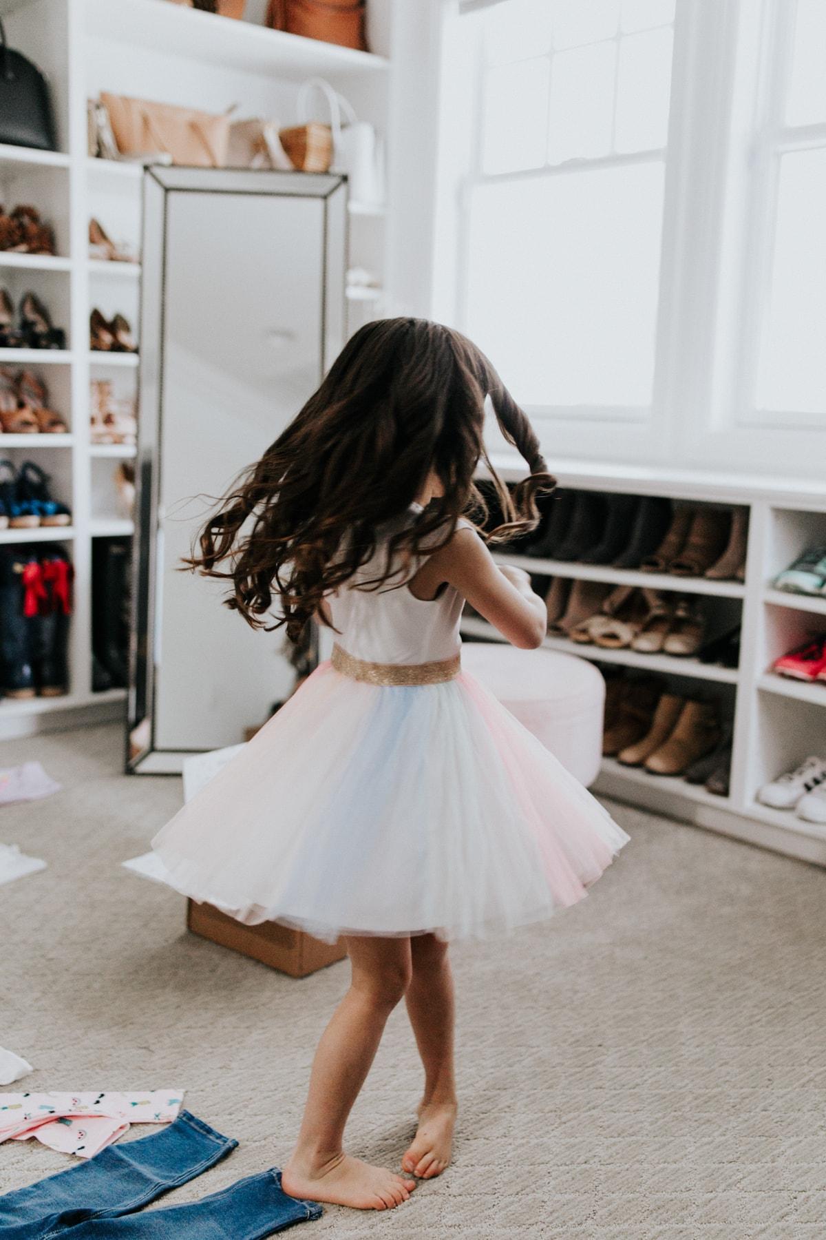 girls tutu dress