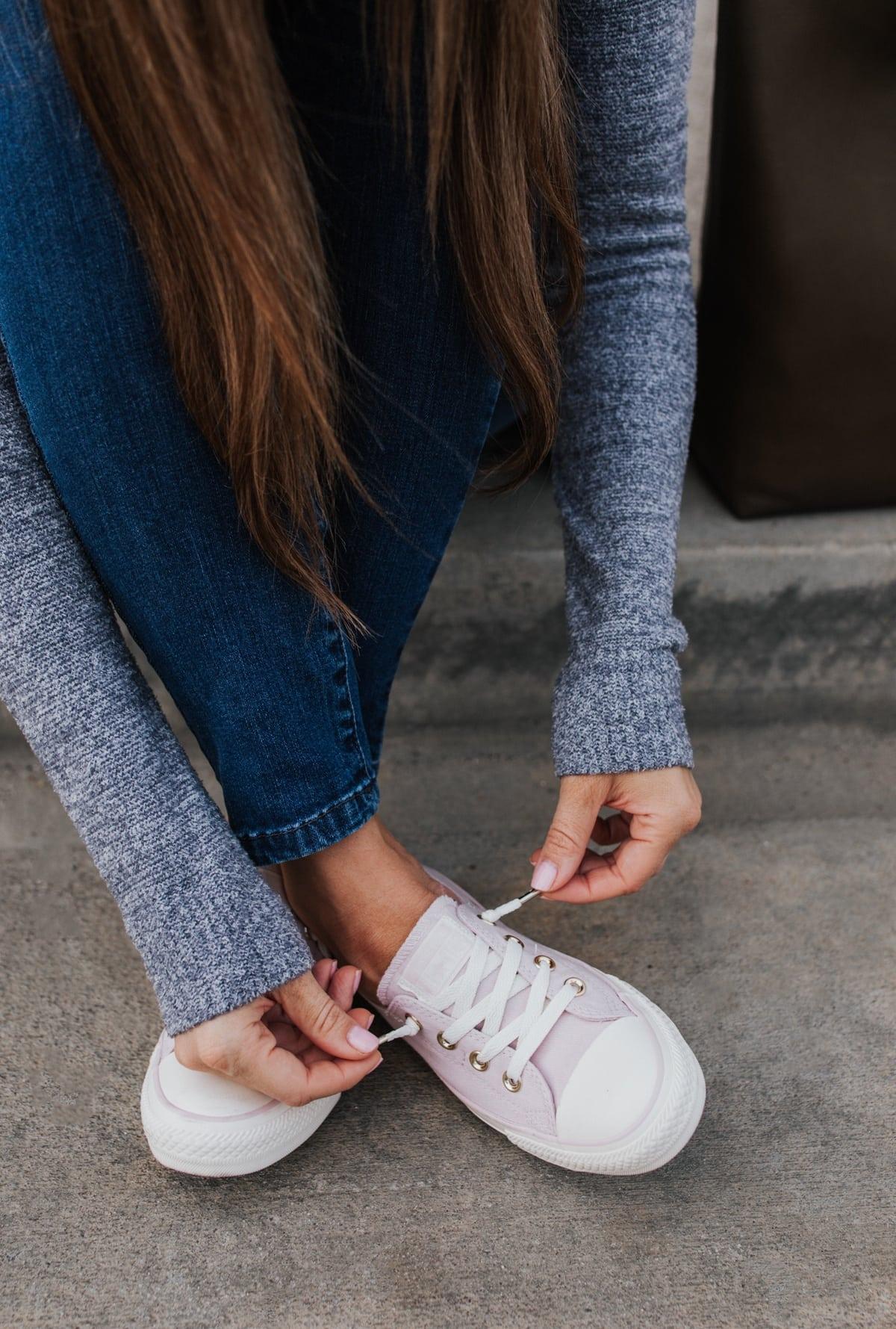 converse shoreline low top sneaker