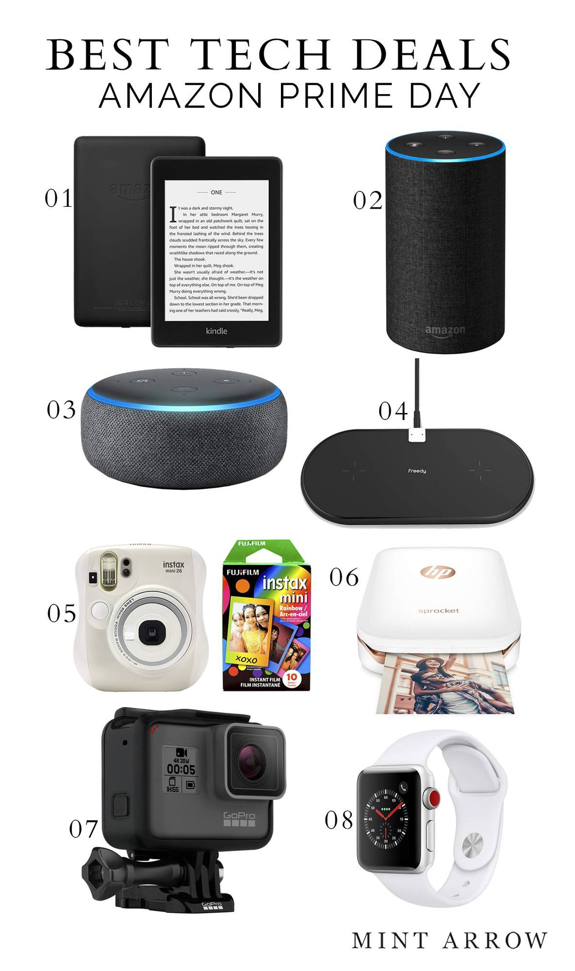 best deals tech amazon prime day 2019