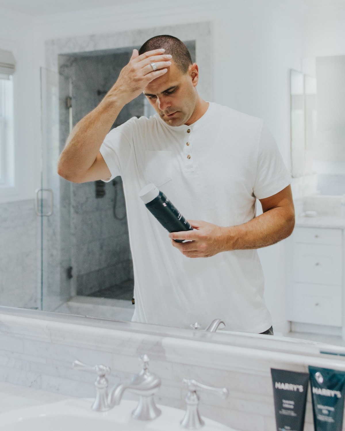 mens hair products