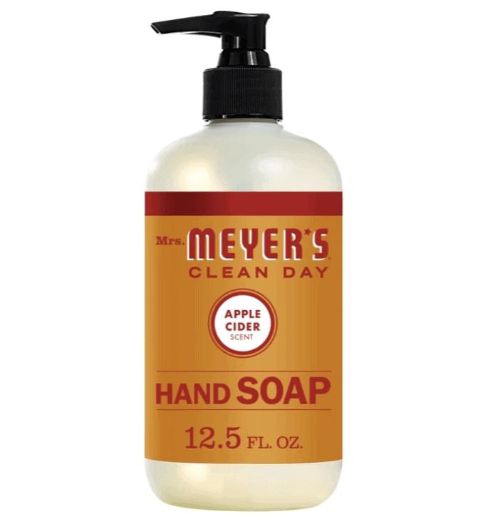 mrs meyers hand soap target