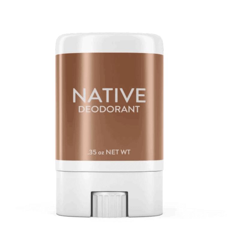 native deodorant target