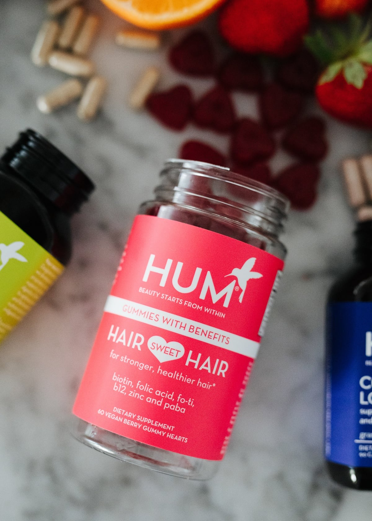 hair growing supplements