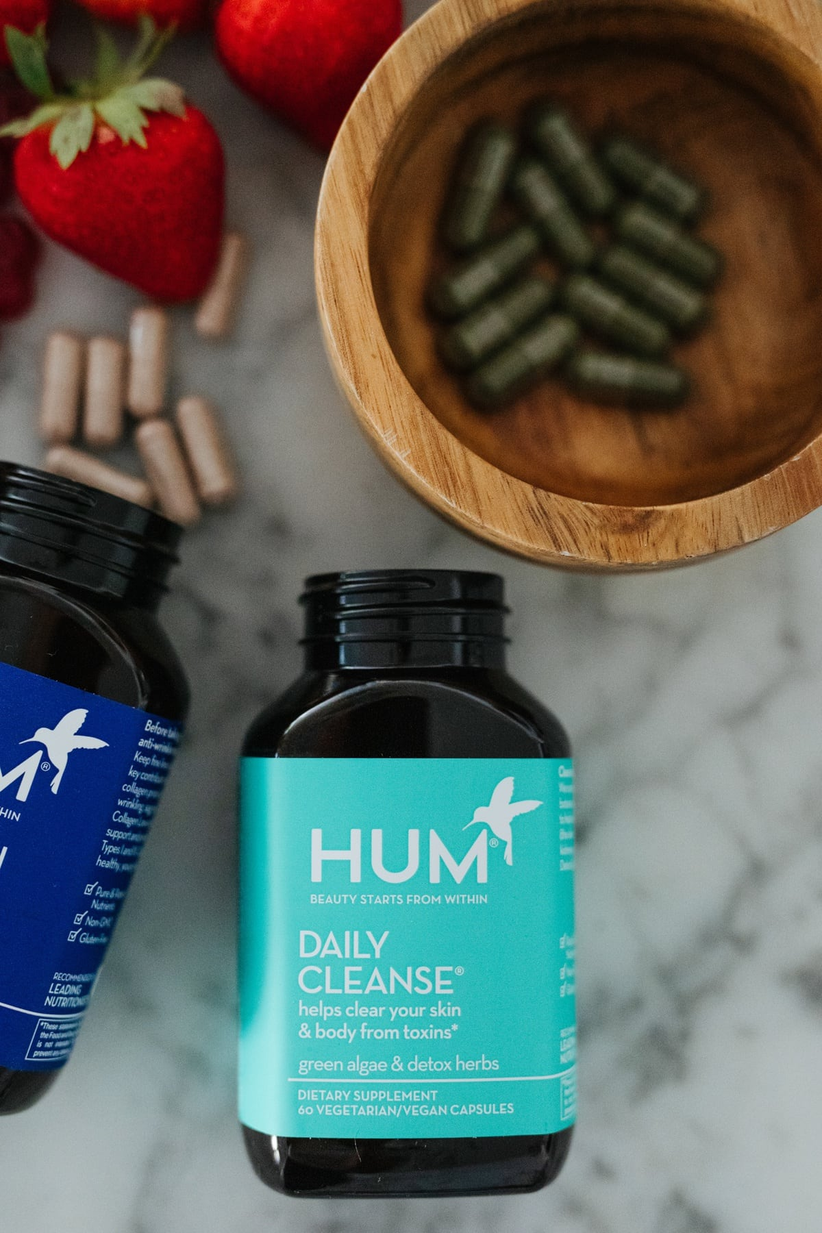 daily cleanse HUM nutrition