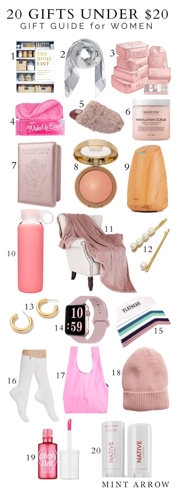 Christmas Gifts For Her Under 20 What Are Your Suggestions For Christmas Gift Ideas For Her Costing Under 20