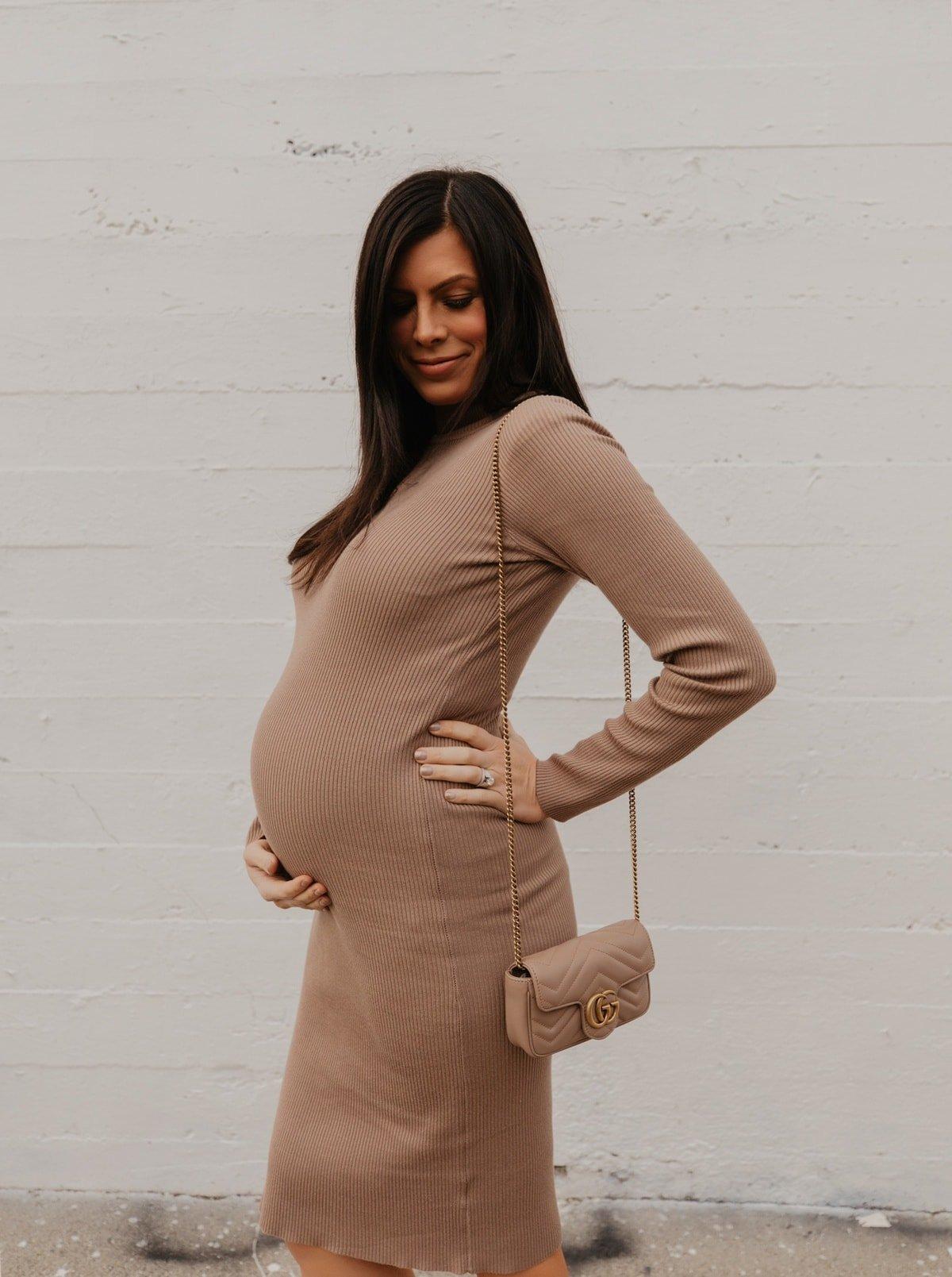 maternity sweater derss