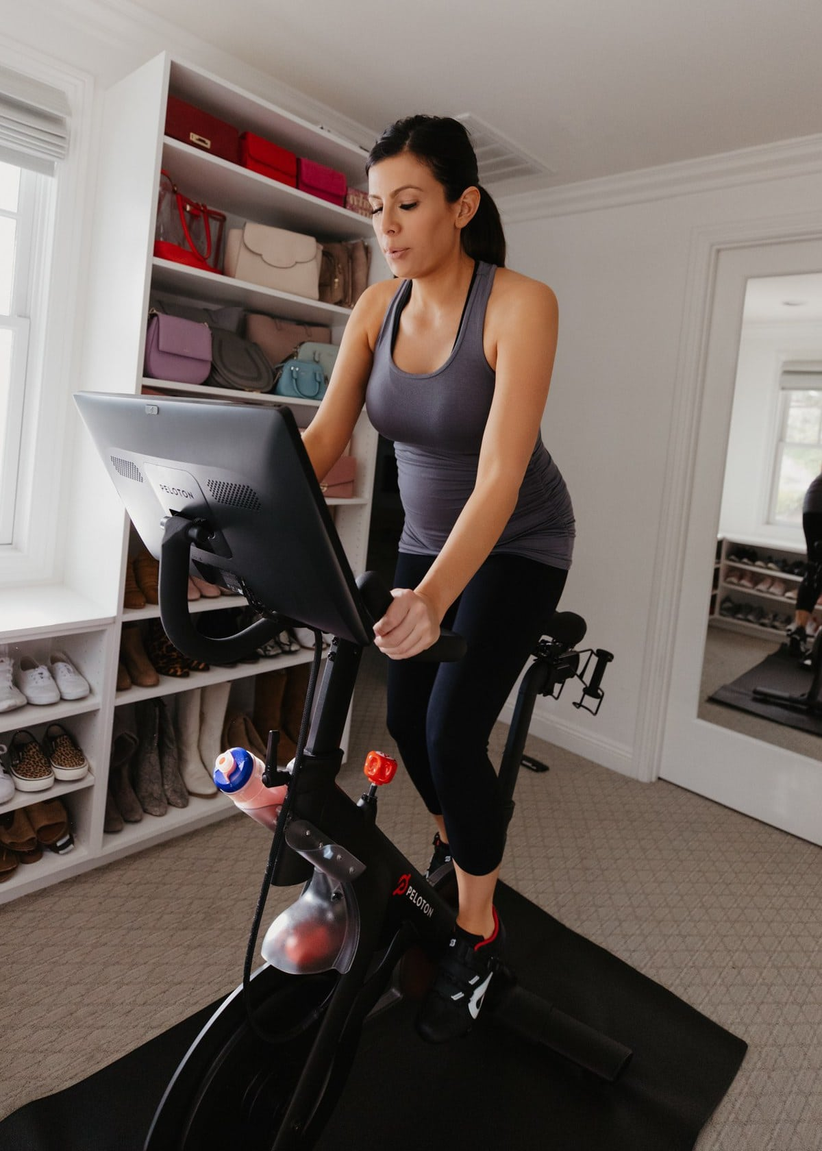 peloton at home workout