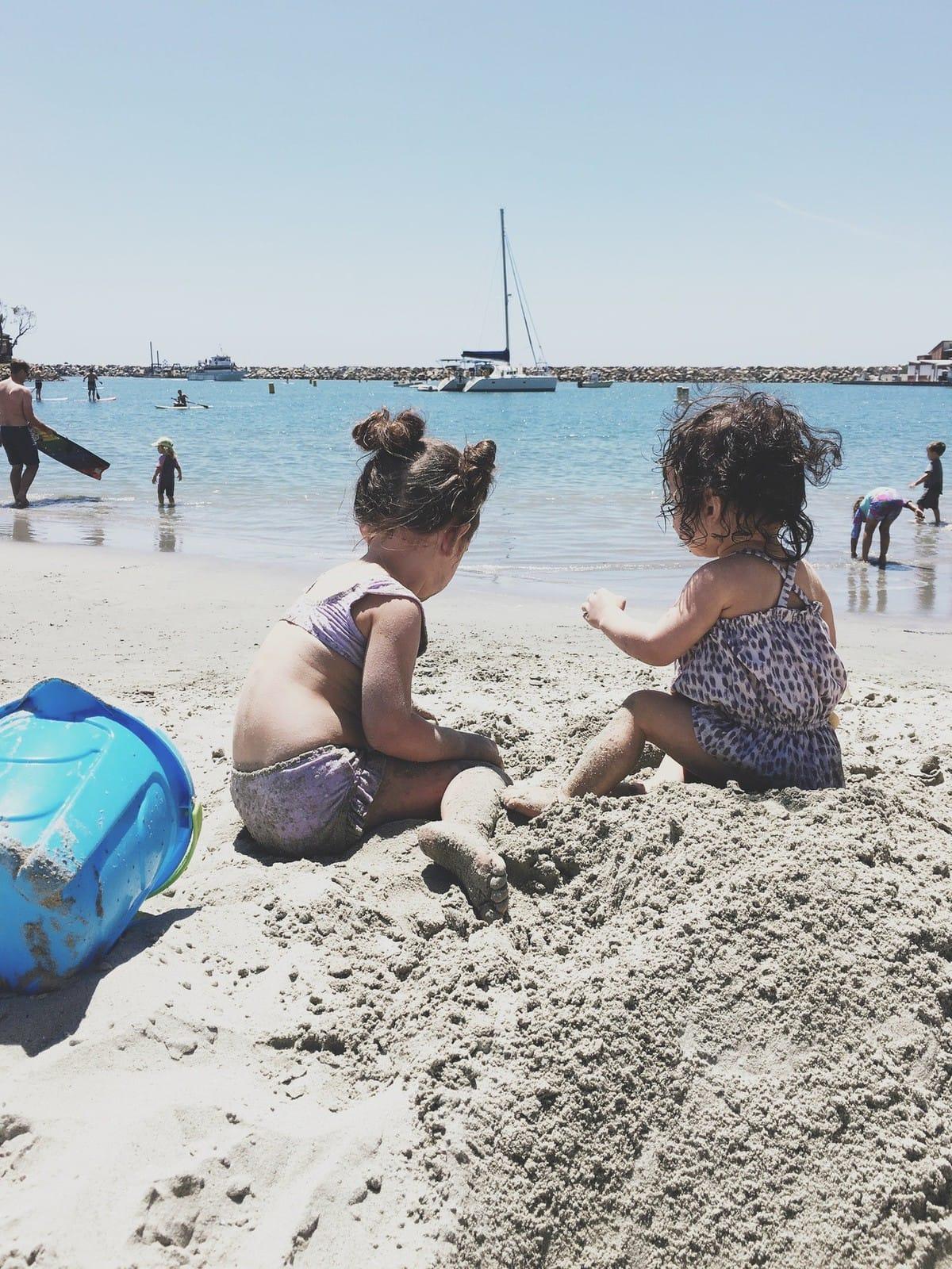 baby beach dana point