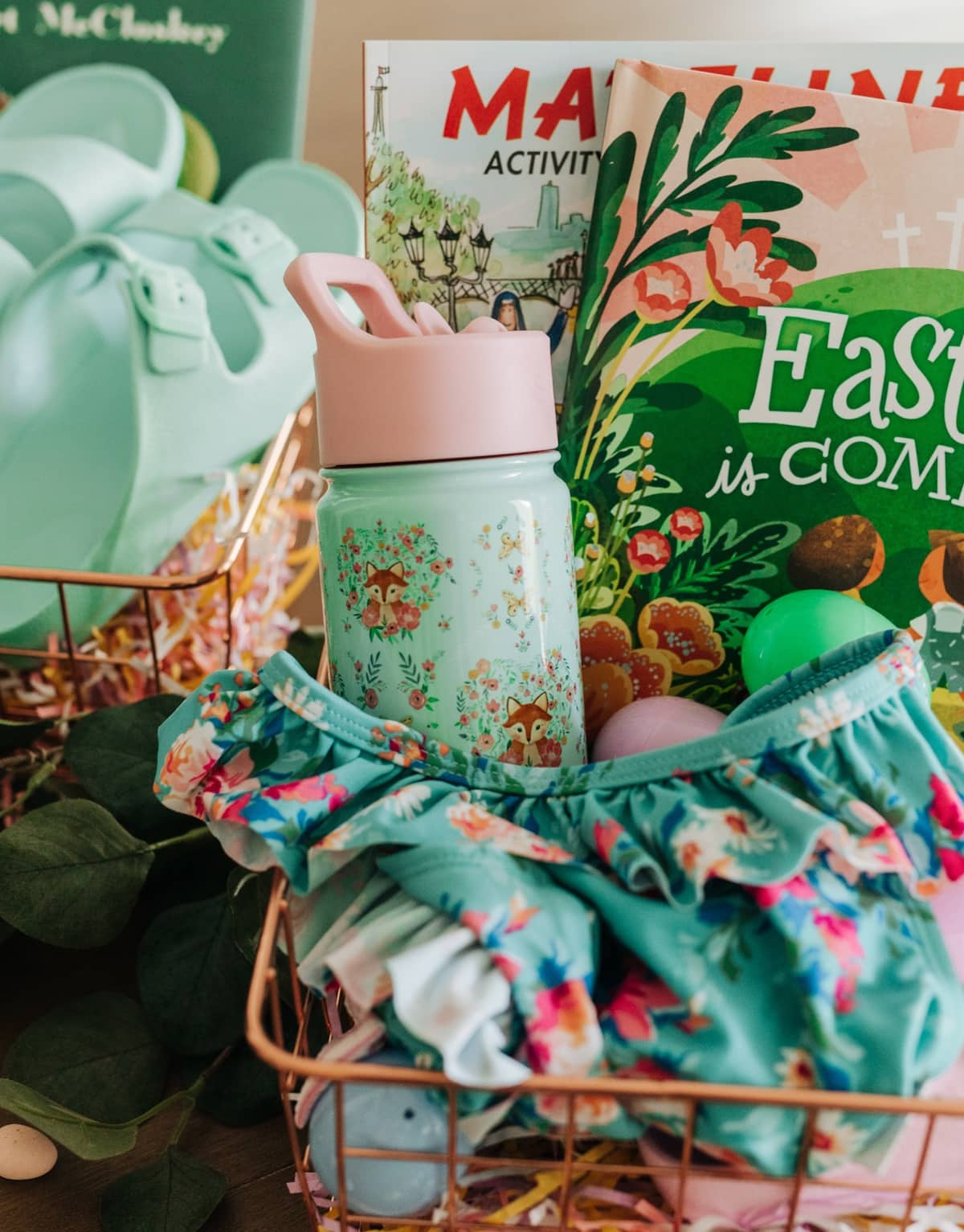 kids easter basket stuffers