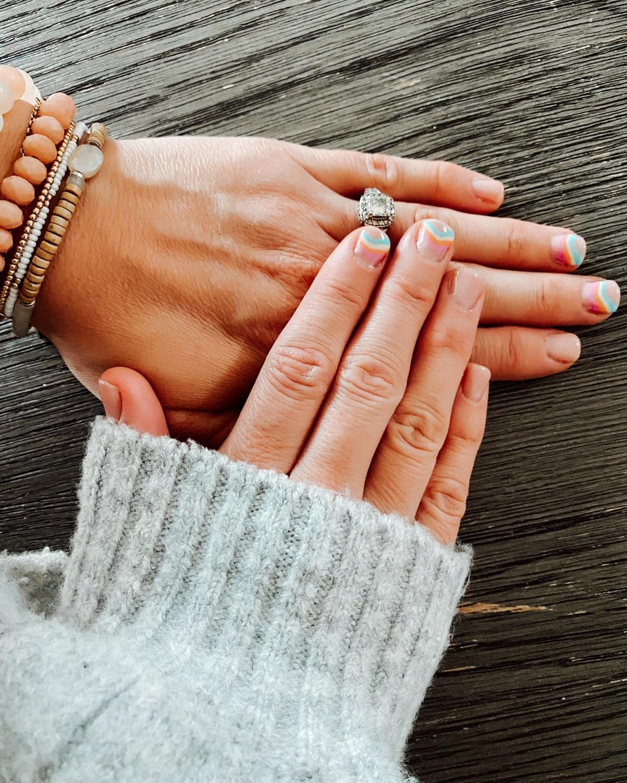 spring nail inspo