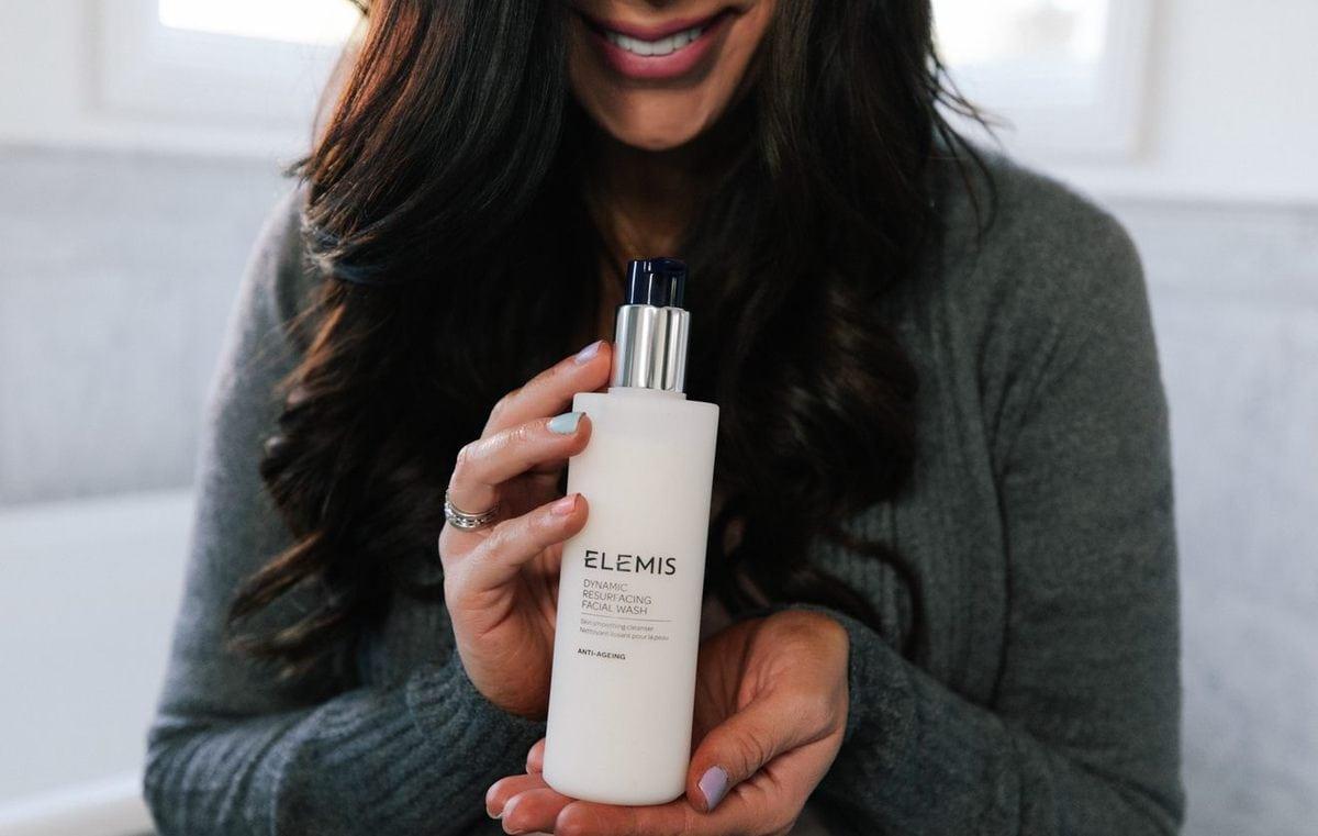 Dynamic Resurfacing Facial Wash elemis