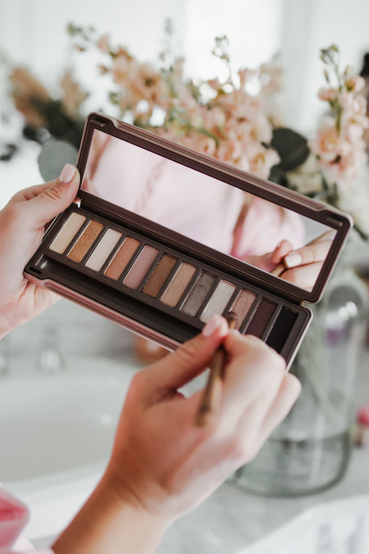 naked2 eyeshadow palette urban decay