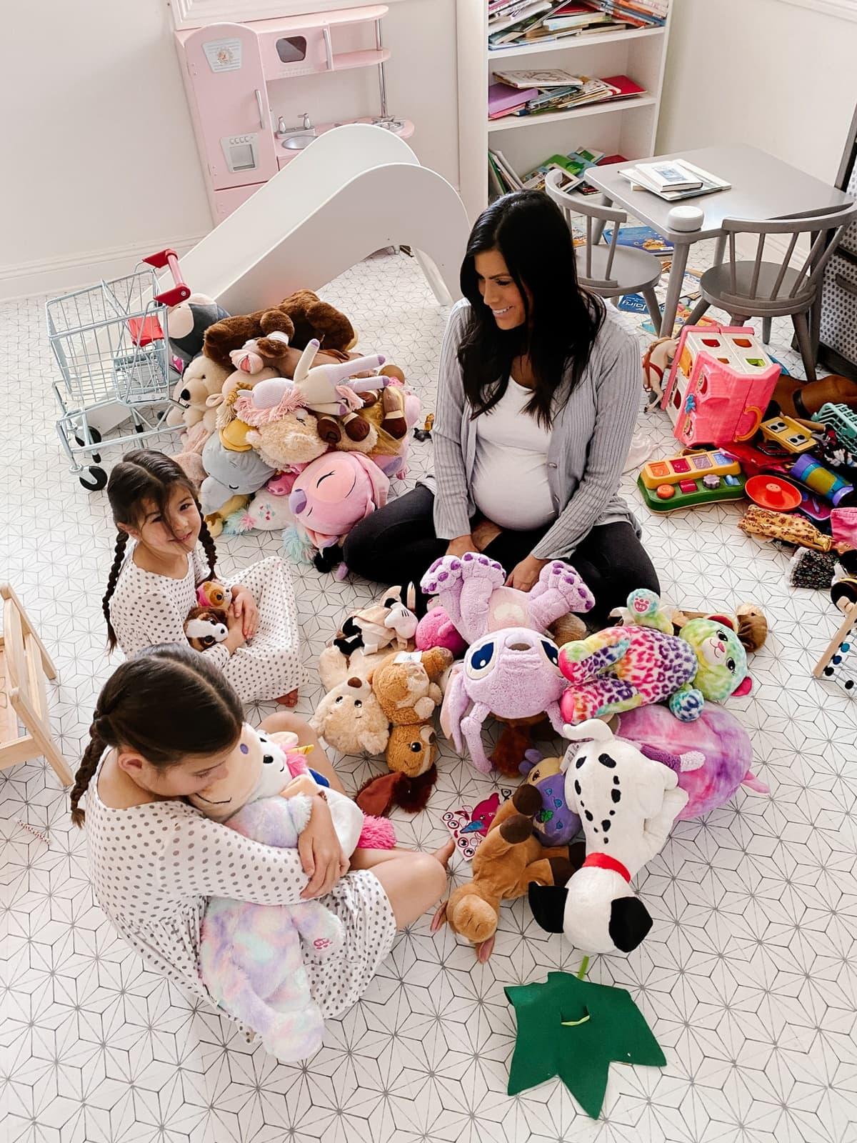 kids stuffed animals