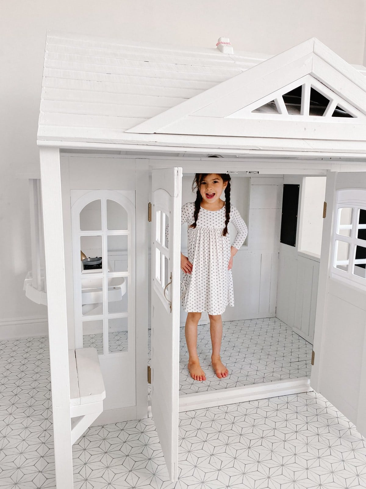 kids white playhouse costco