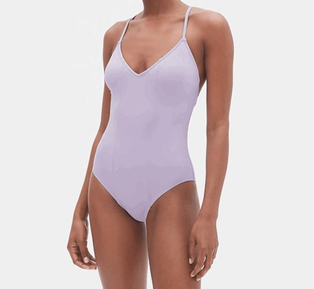 women's GAP one piece swimsuit