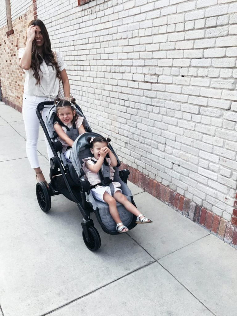 city select strollers