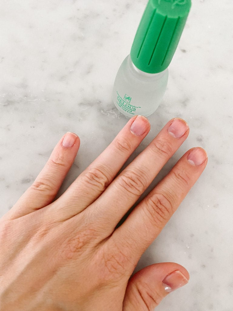gelous nail gel coat
