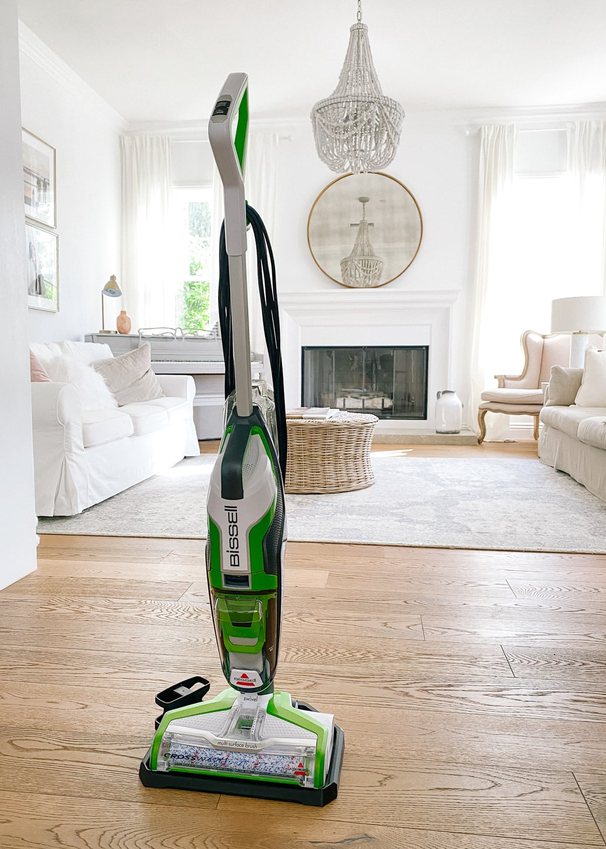 bissell crosswave carpet cleaner