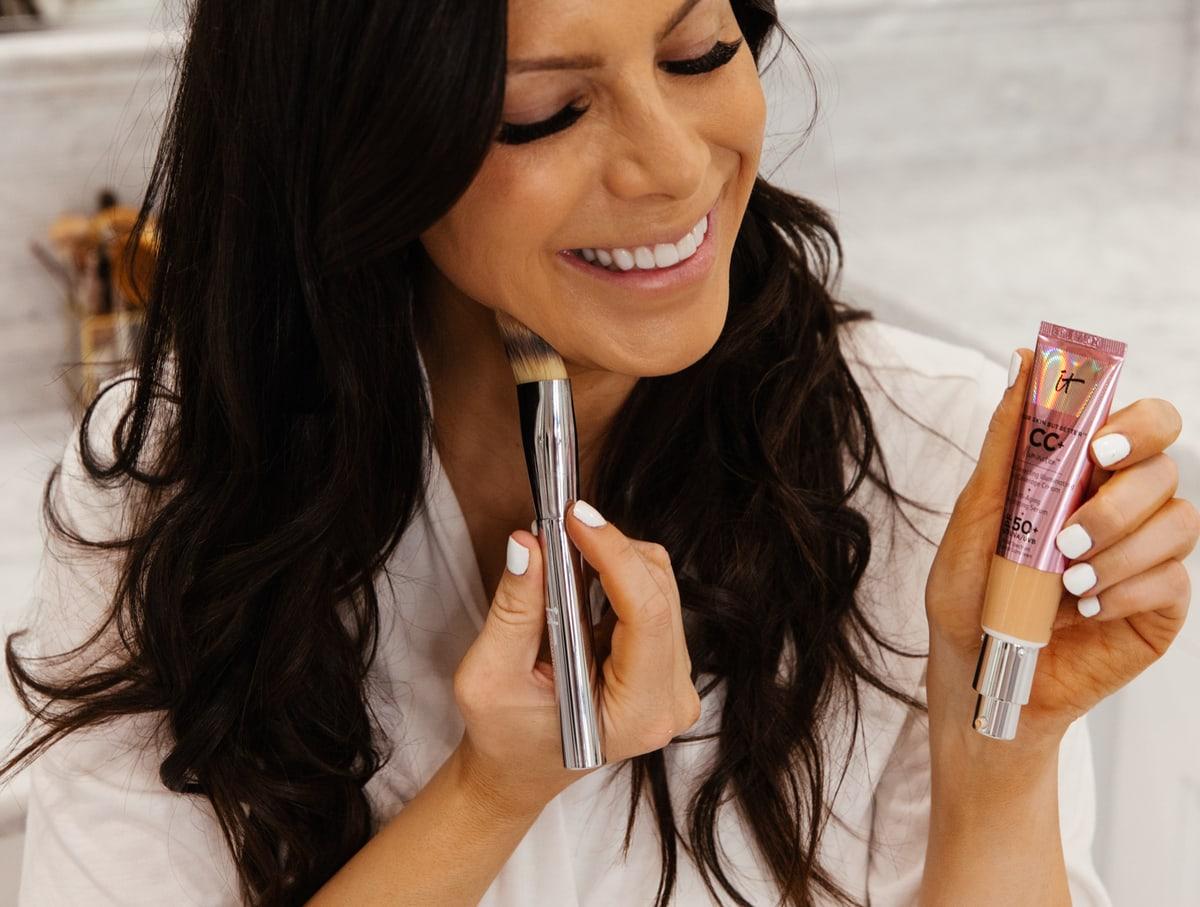 IT cosmetics CC cream qvc