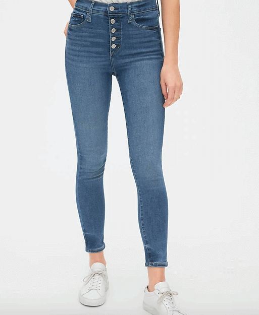 GAP womens jeans and jeggings