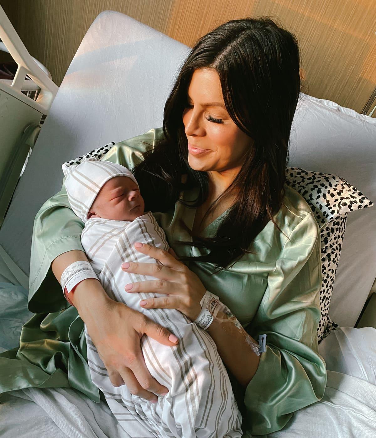 newborn baby tips