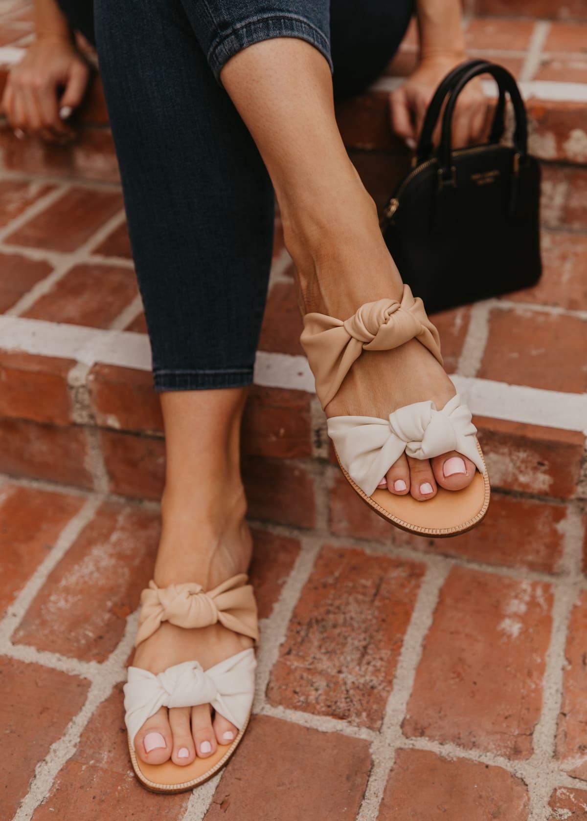 saks 5th sandals
