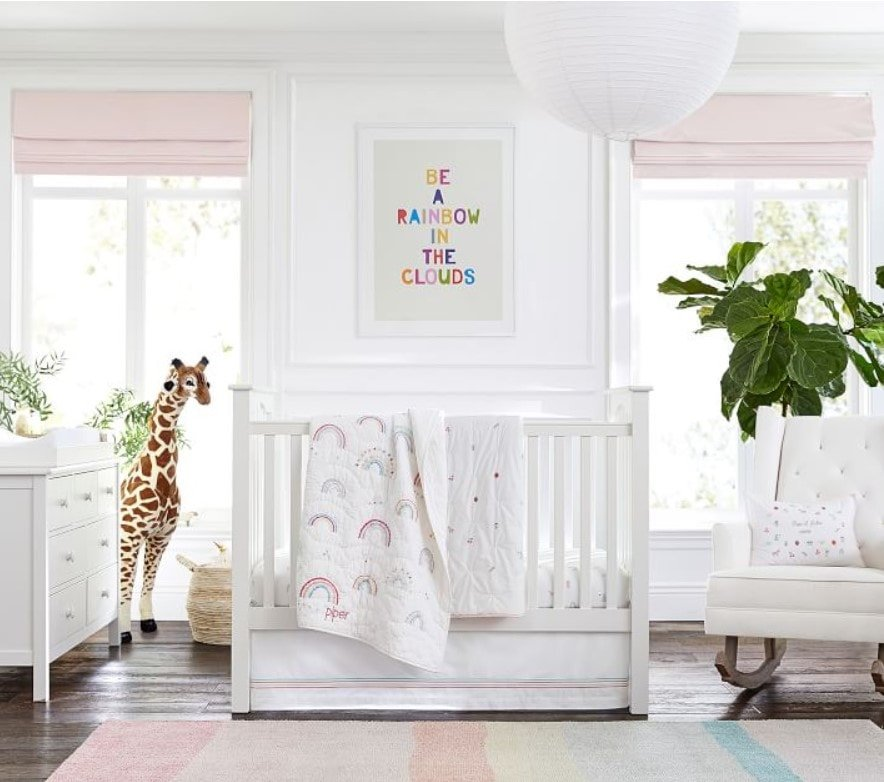 kendall convertible crib baby deals