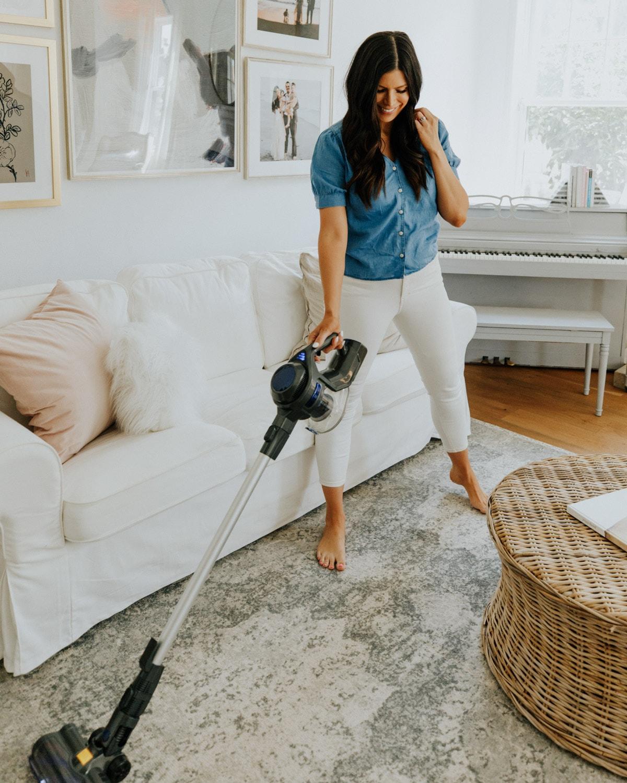 cordless floor cleaner