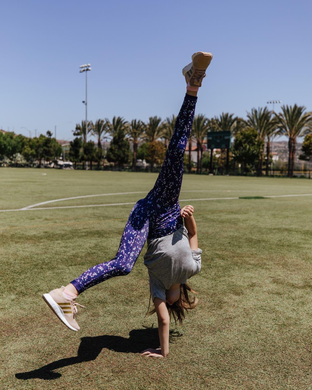 zella leggings for kids