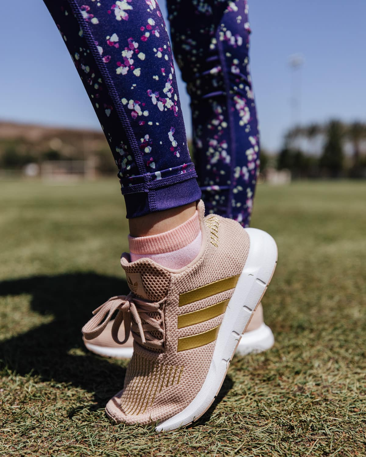 adidas swift run sneakers for girls