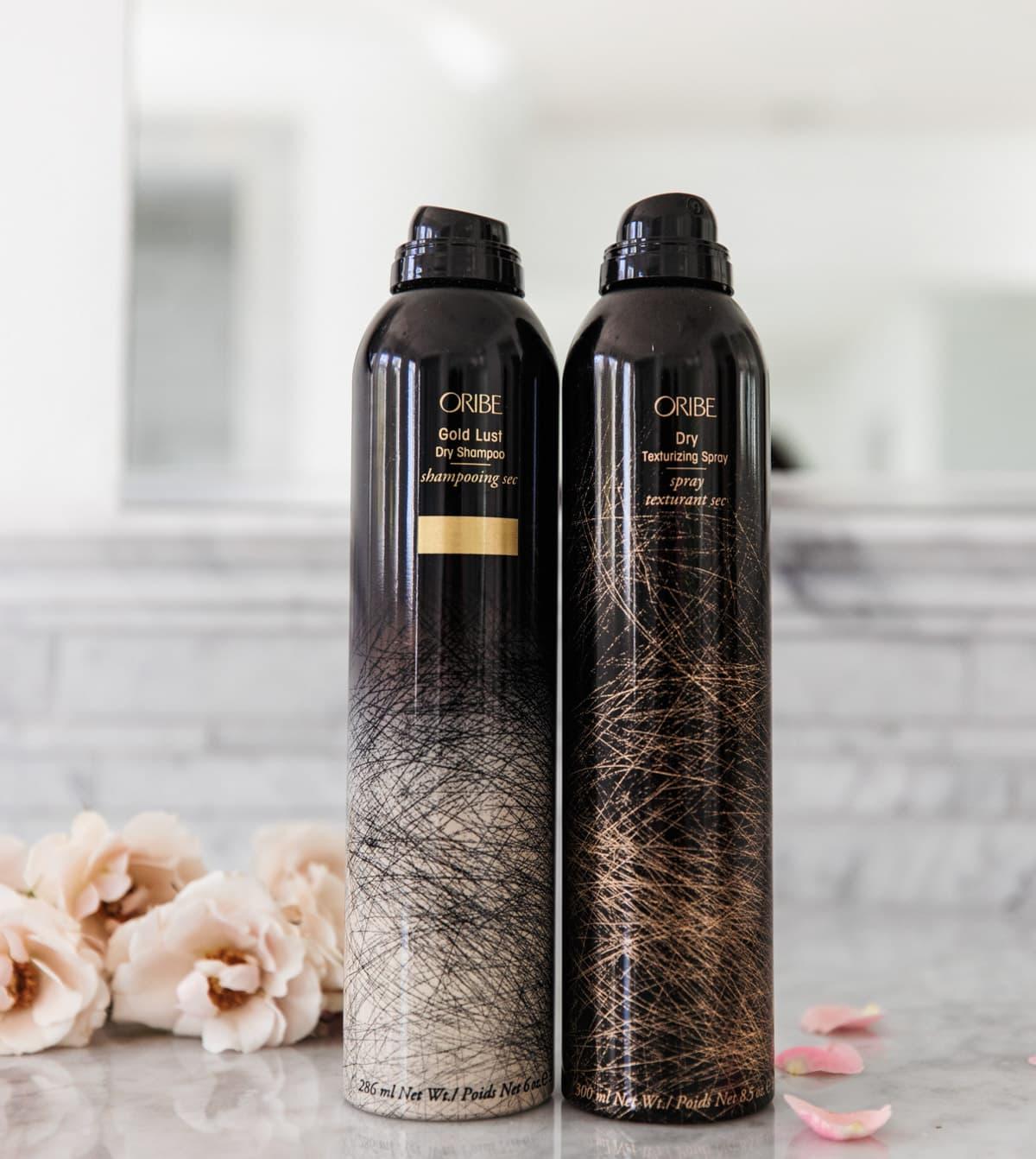 oribe full seize gold lust dry shampoo set nsale