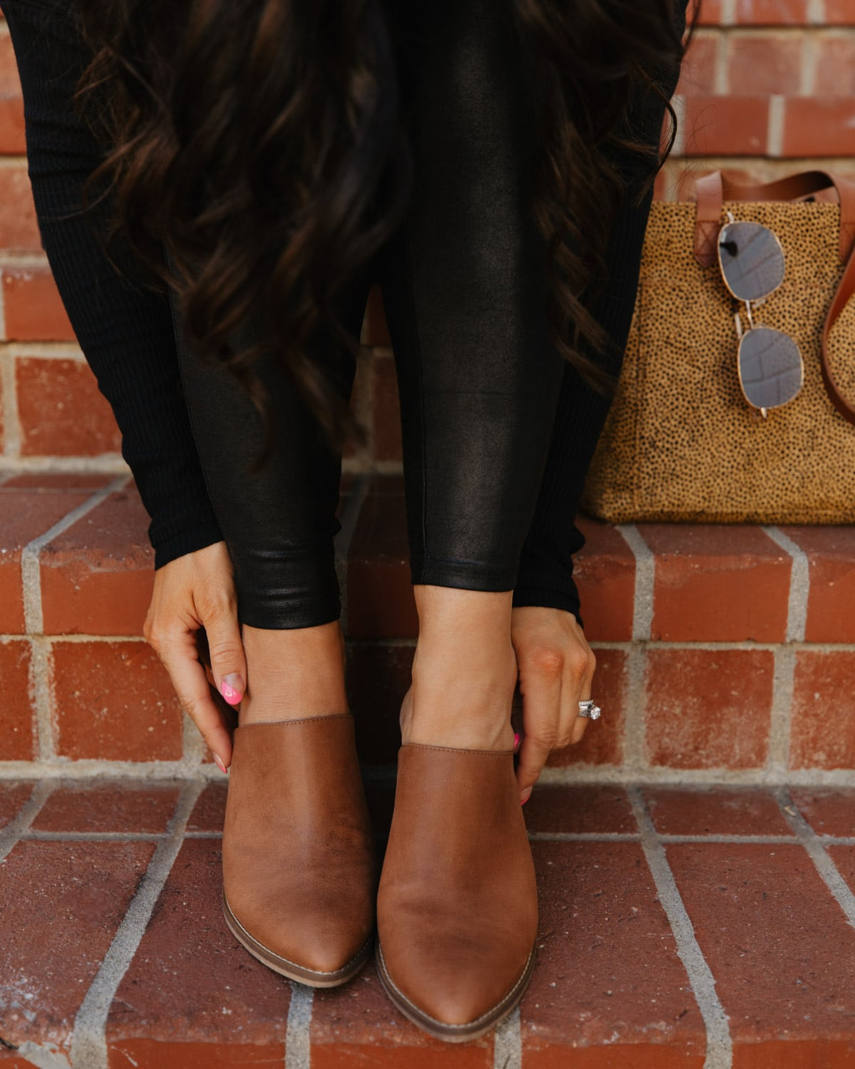 BP leather mules nordstrom shoes