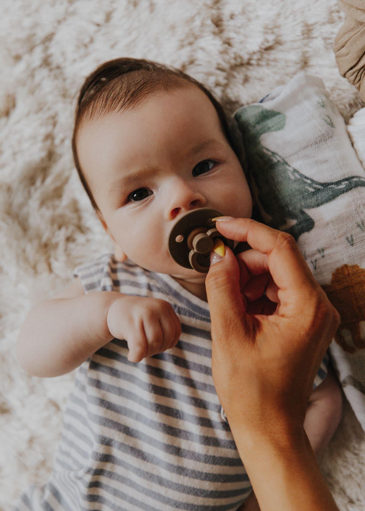 bibs binky for babies