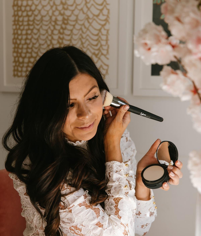 makeup setting powder