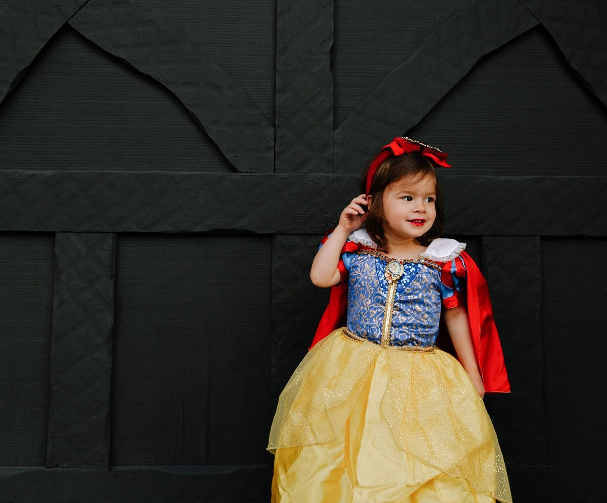 toddler snow white dress