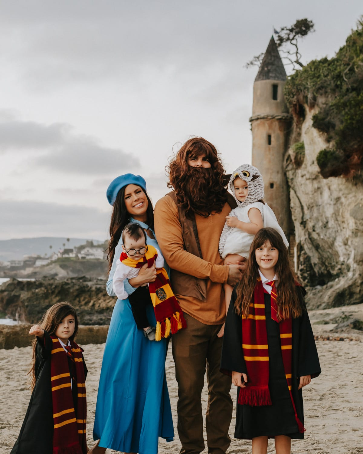 family harry potter costumes for halloween