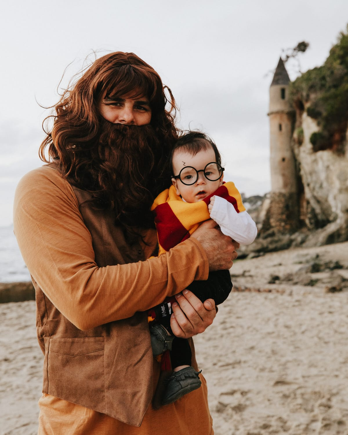 baby harry potter costume
