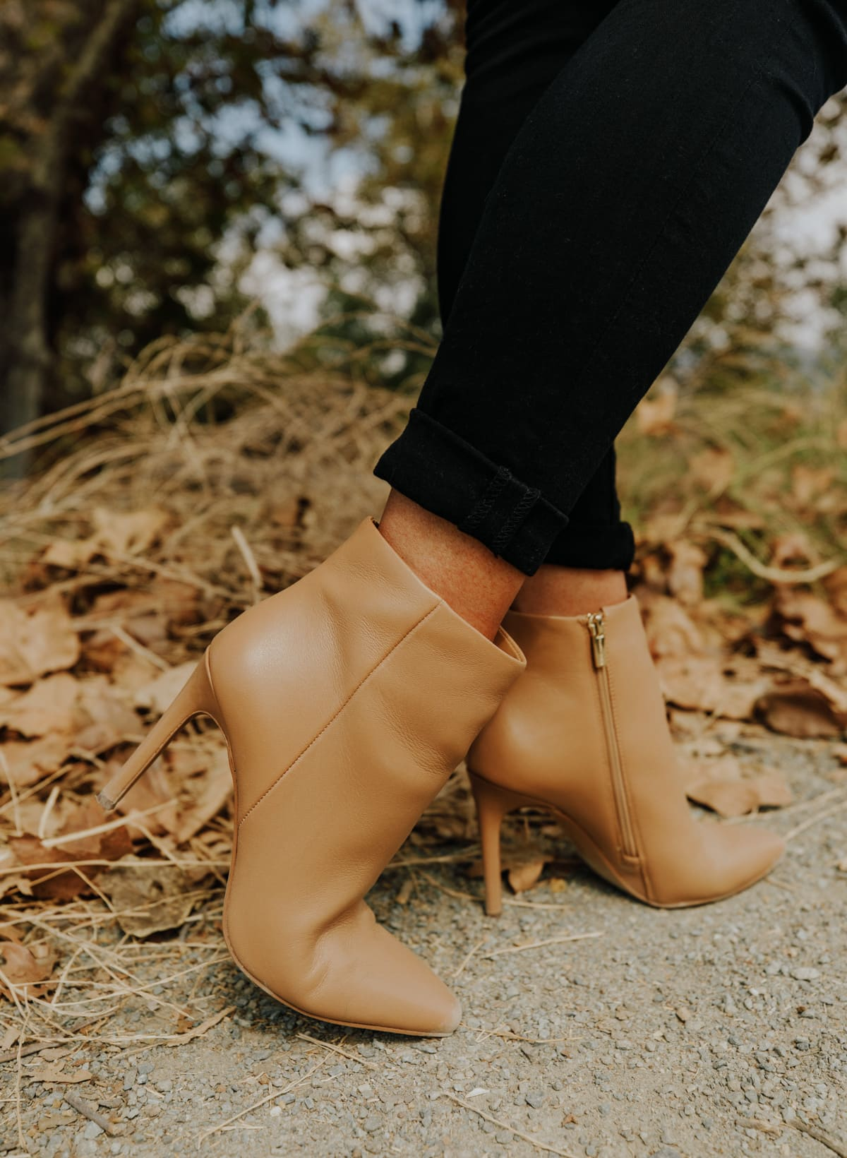 vince camuto fall booties