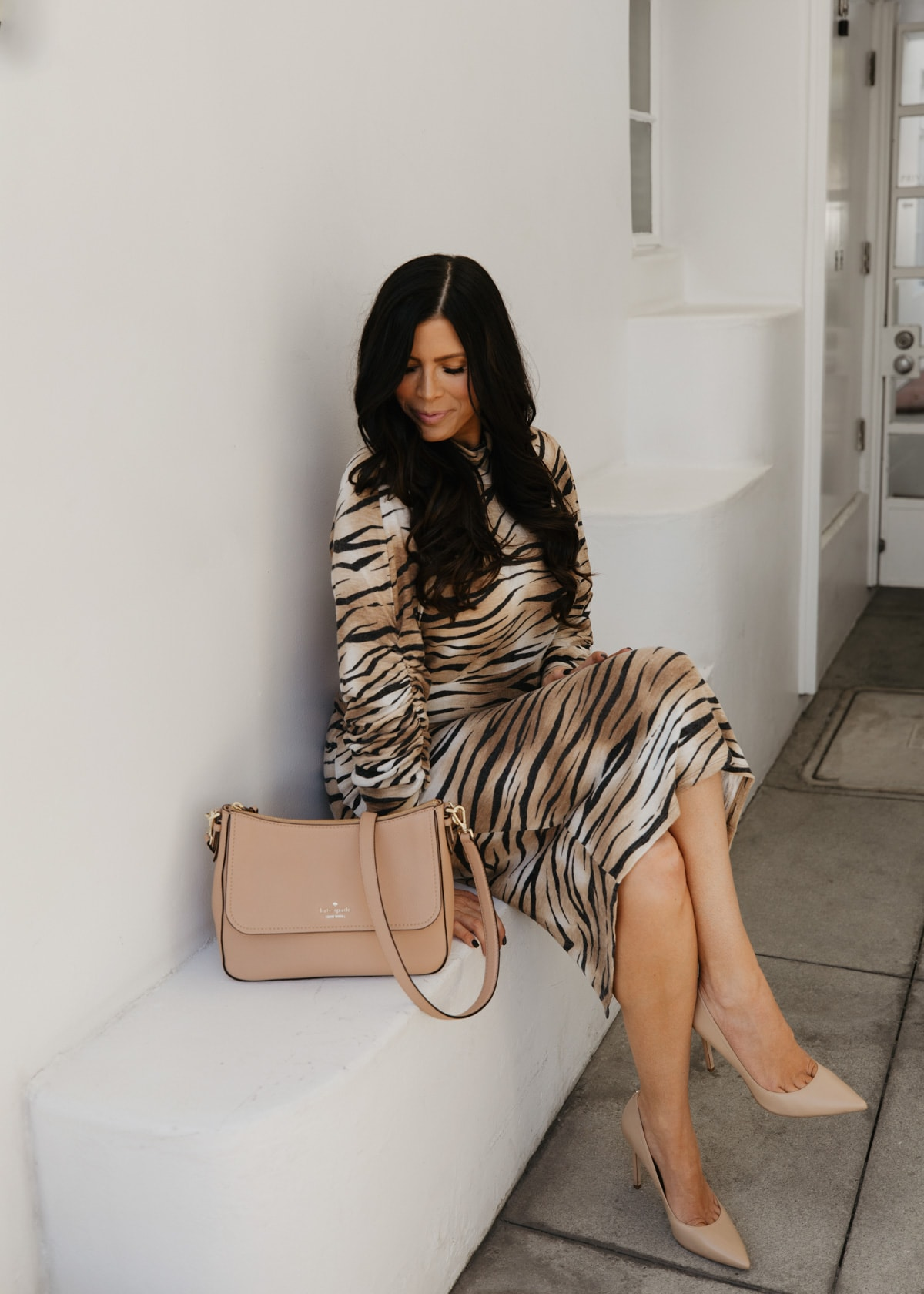 dressy fall outfit