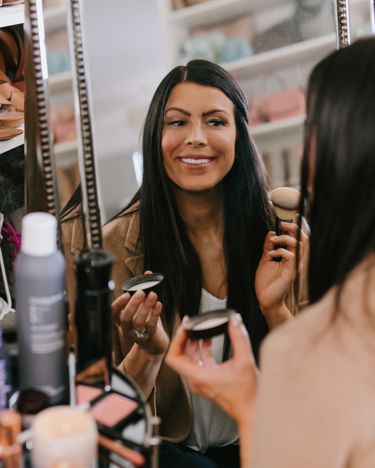 makeup products splurge or save