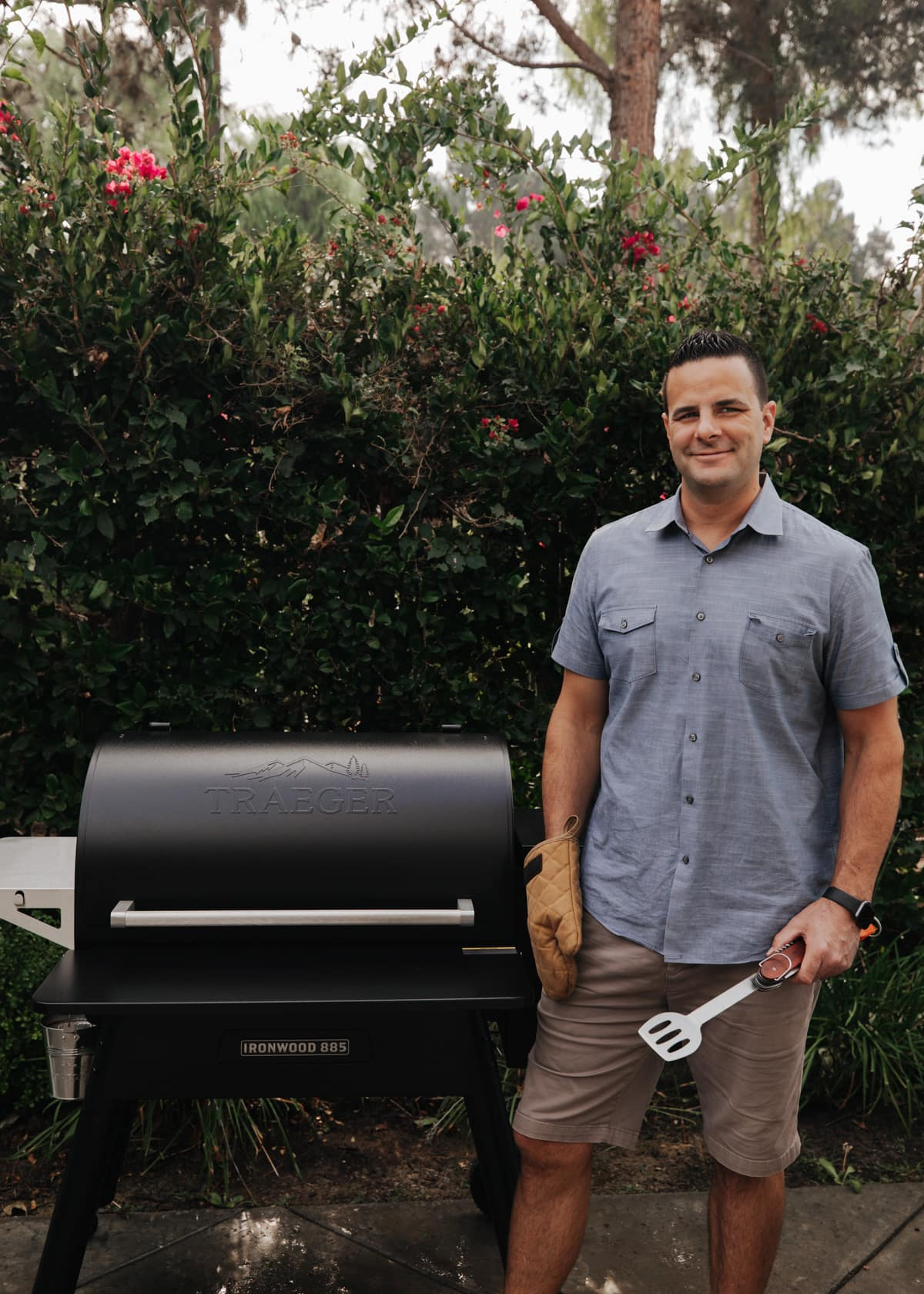 traeger smoker grill deal qvc