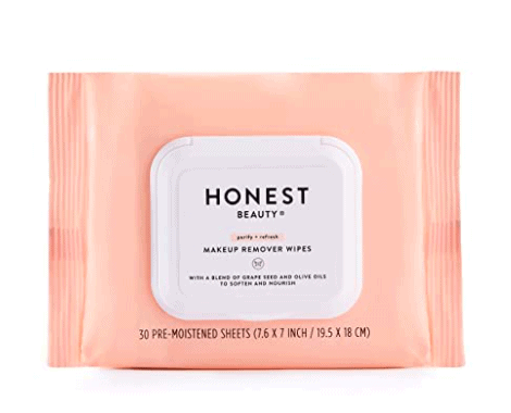 Honest Makeup Remover Wipes beauty