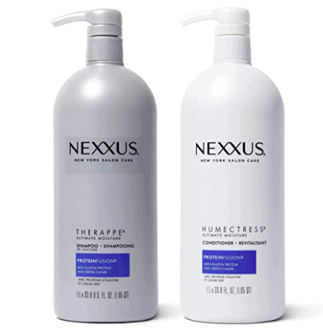 Nexxus Shampoo & Conditioner deal amazon beauty