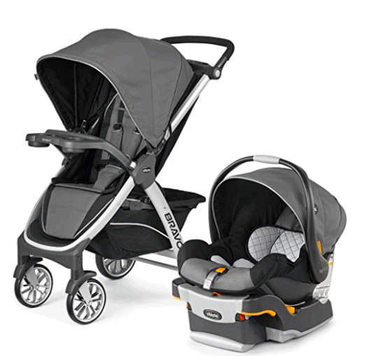 chicco travel system on sale amazon prime day baby